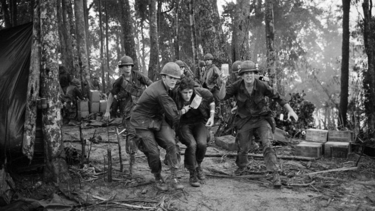 Hamburger Hill Paratroopers