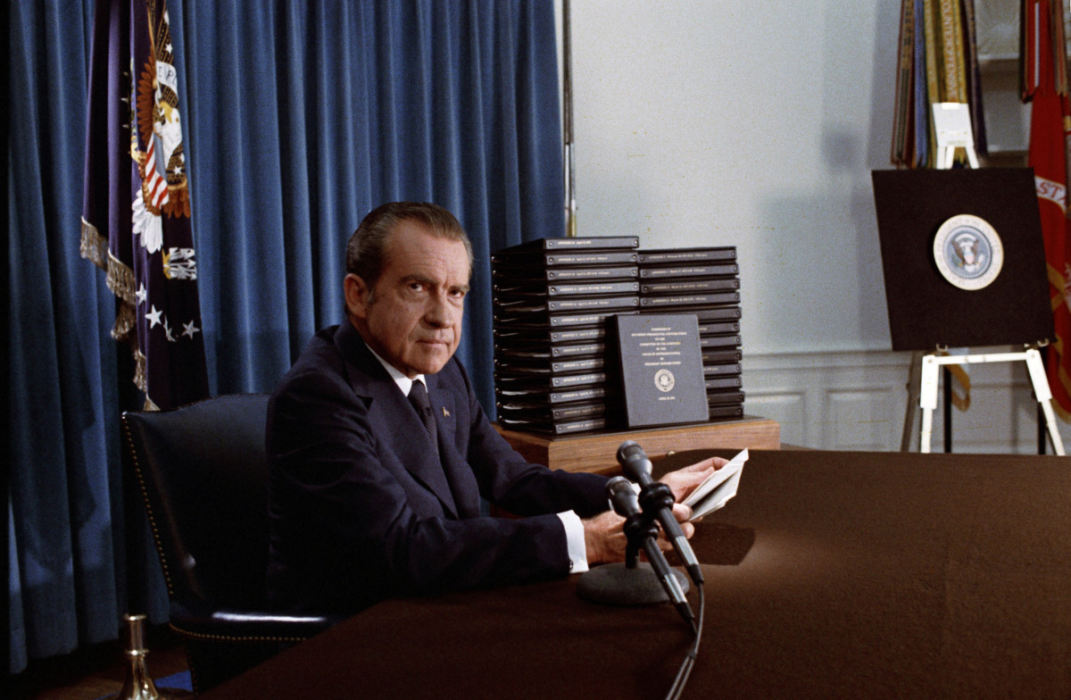 You inquisitive identify of watergate deep throat are