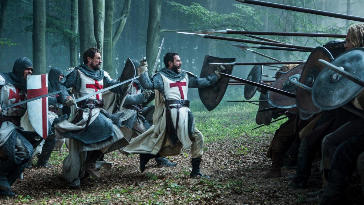 The Knights Templar Rulebook Included No Pointy Shoes and No Kissing