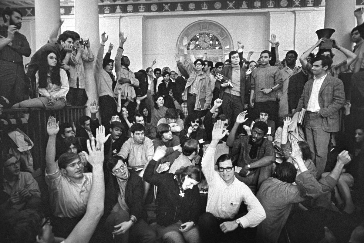 How Columbia's Student Uprising of 1968 Was Sparked by a Segregated Gym -  HISTORY