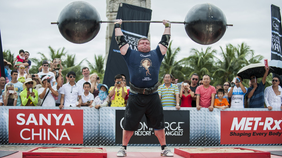 Strongest Men in History Hoisted Cattle and Crushed Stones