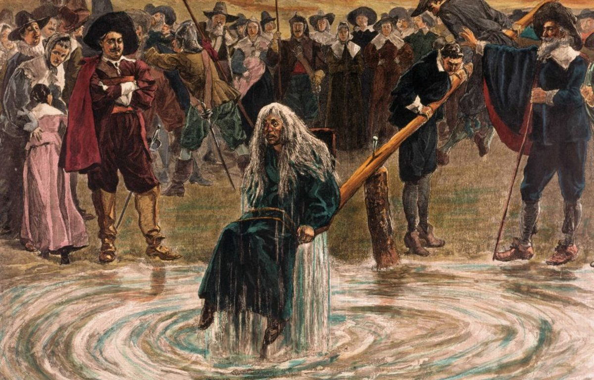 The Mysterious Slave Who Sparked Salem's Witch Hunt - HISTORY