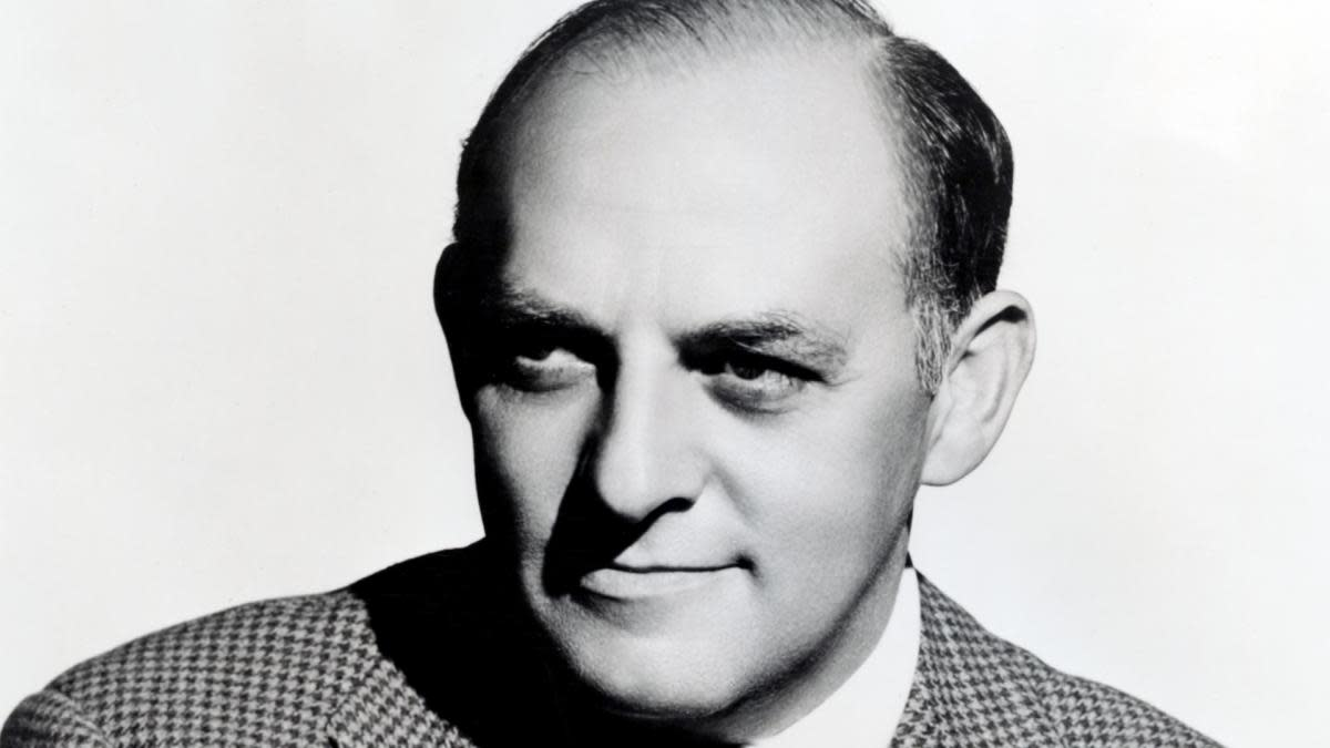 Harry Cohn of Columbia Pictures. (Credit: Moviestore Collection Ltd/Alamy Stock Photo)