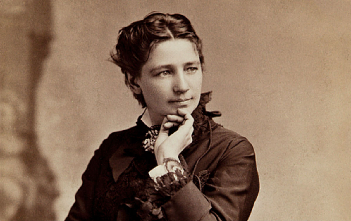 Image result for victoria claflin woodhull image