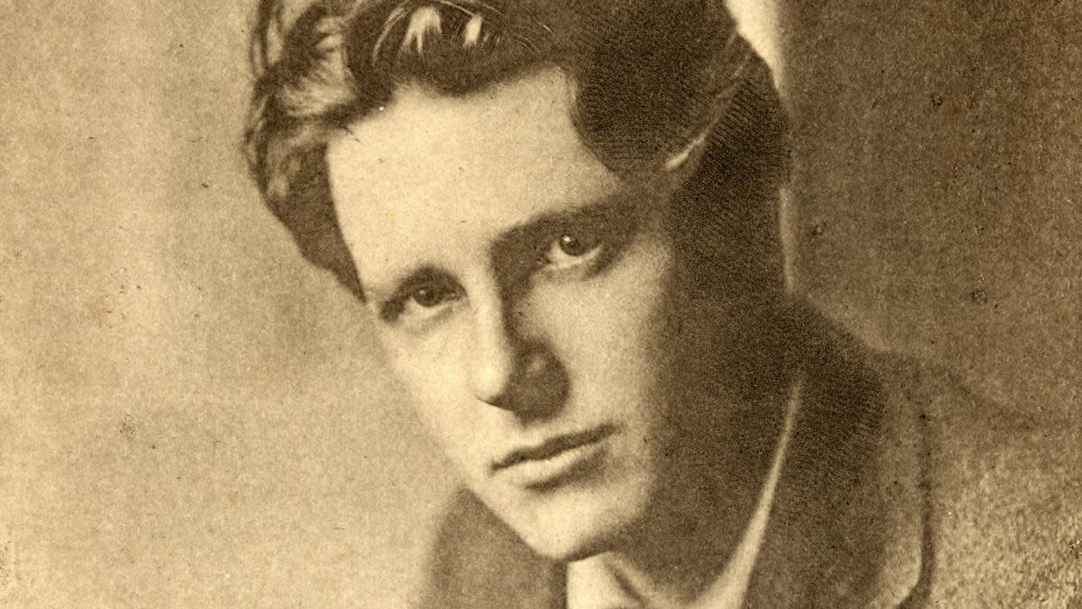 Rupert Brooke. (Credit: Universal History Archive/Getty Images)