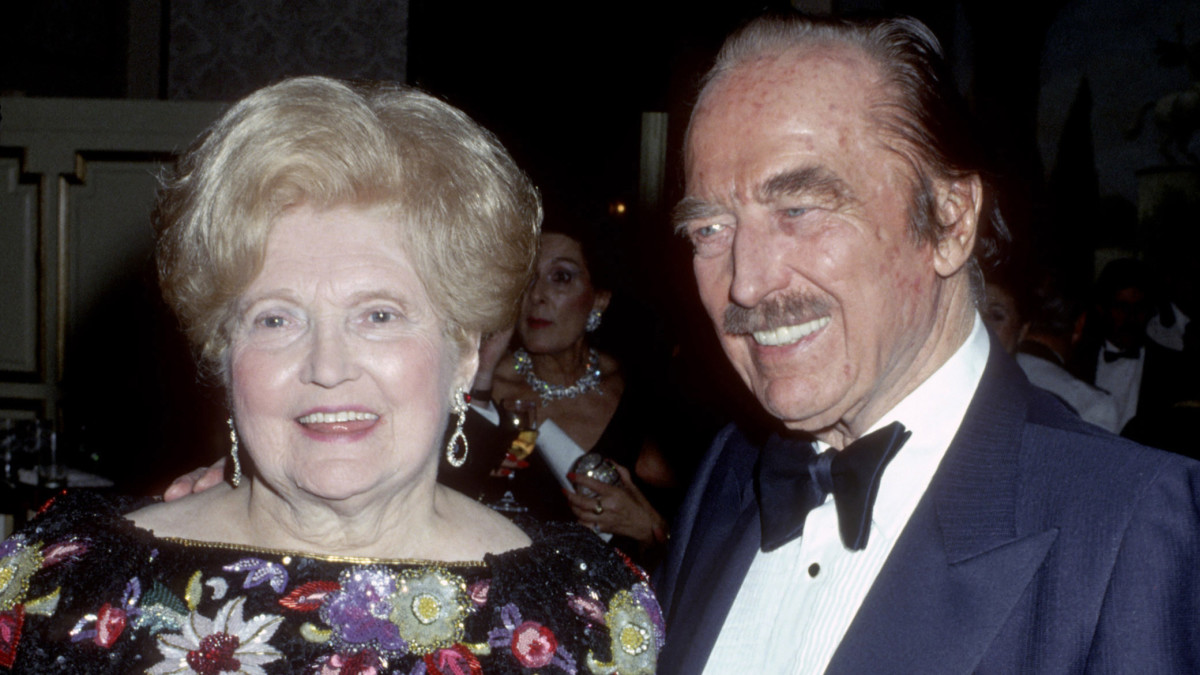 Fred and Mary Trump
