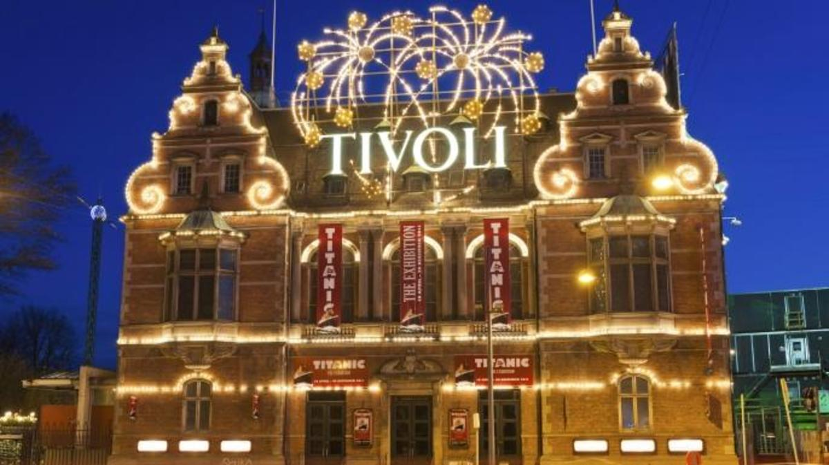 Entrance to Tivoli Gardens (Credit: fotoVoyager/iStockphotos.com)