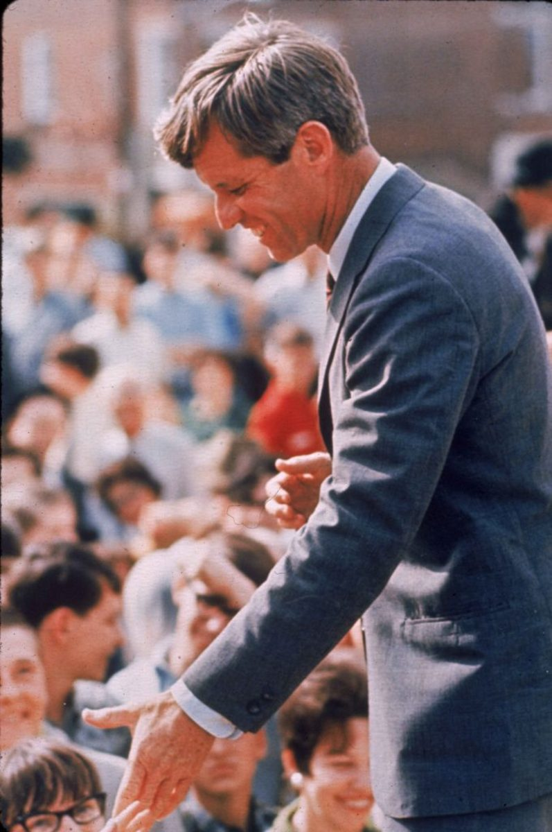 Robert F. Kennedy Presidential Campaign