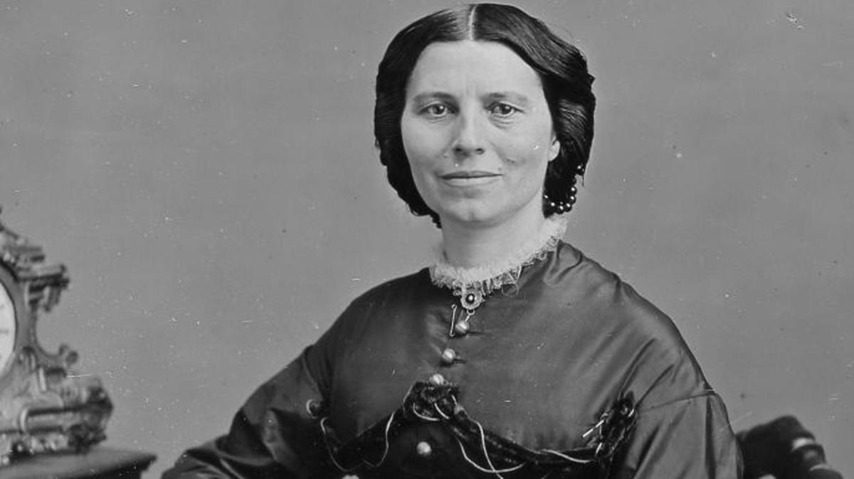 clara barton, Red Cross