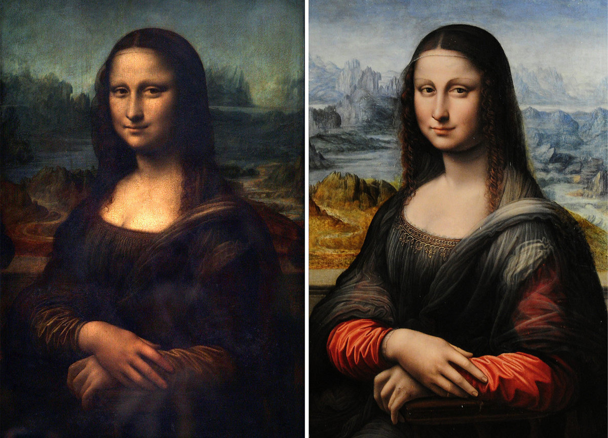 mona lisa s long lost twin turns up in spain history