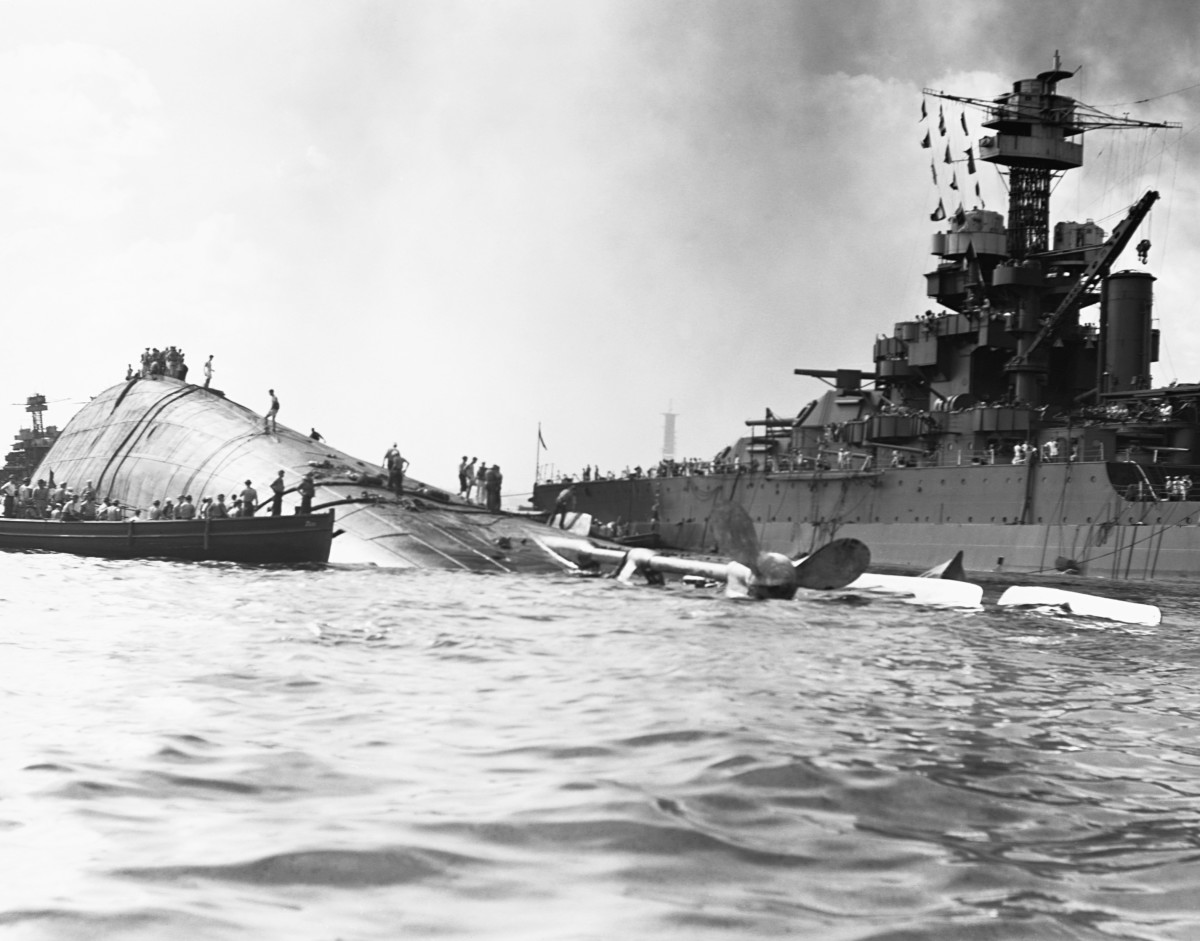 Pearl Harbor, 1941: From a Sailor's Perspective - HISTORY