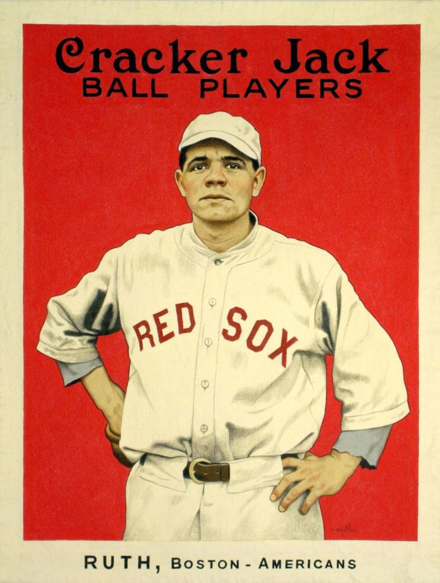 a8ec92264 10 Things You May Not Know About Babe Ruth - HISTORY