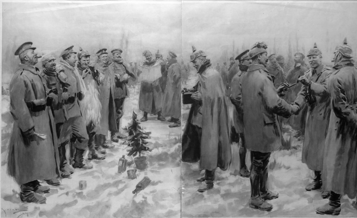 Letters Shed New Light on World War I's Christmas Truce