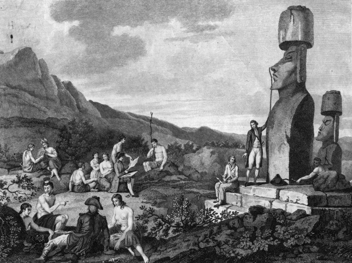 Easter Island Discovery