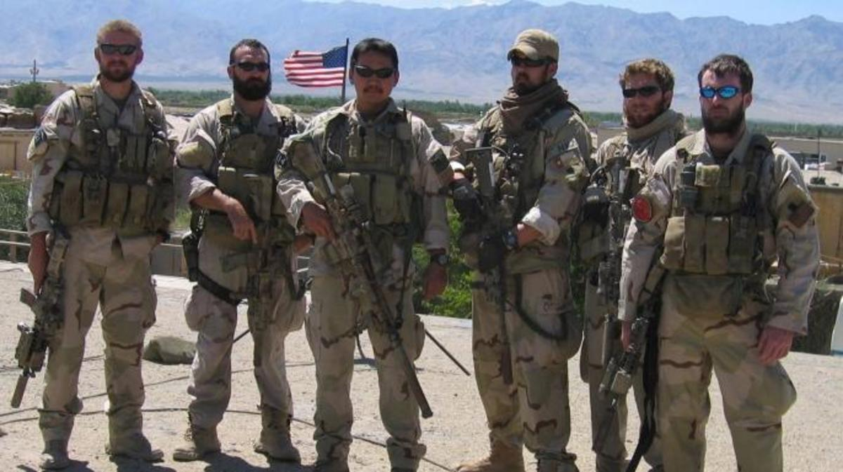 The Birth of SEAL Team Six - HISTORY