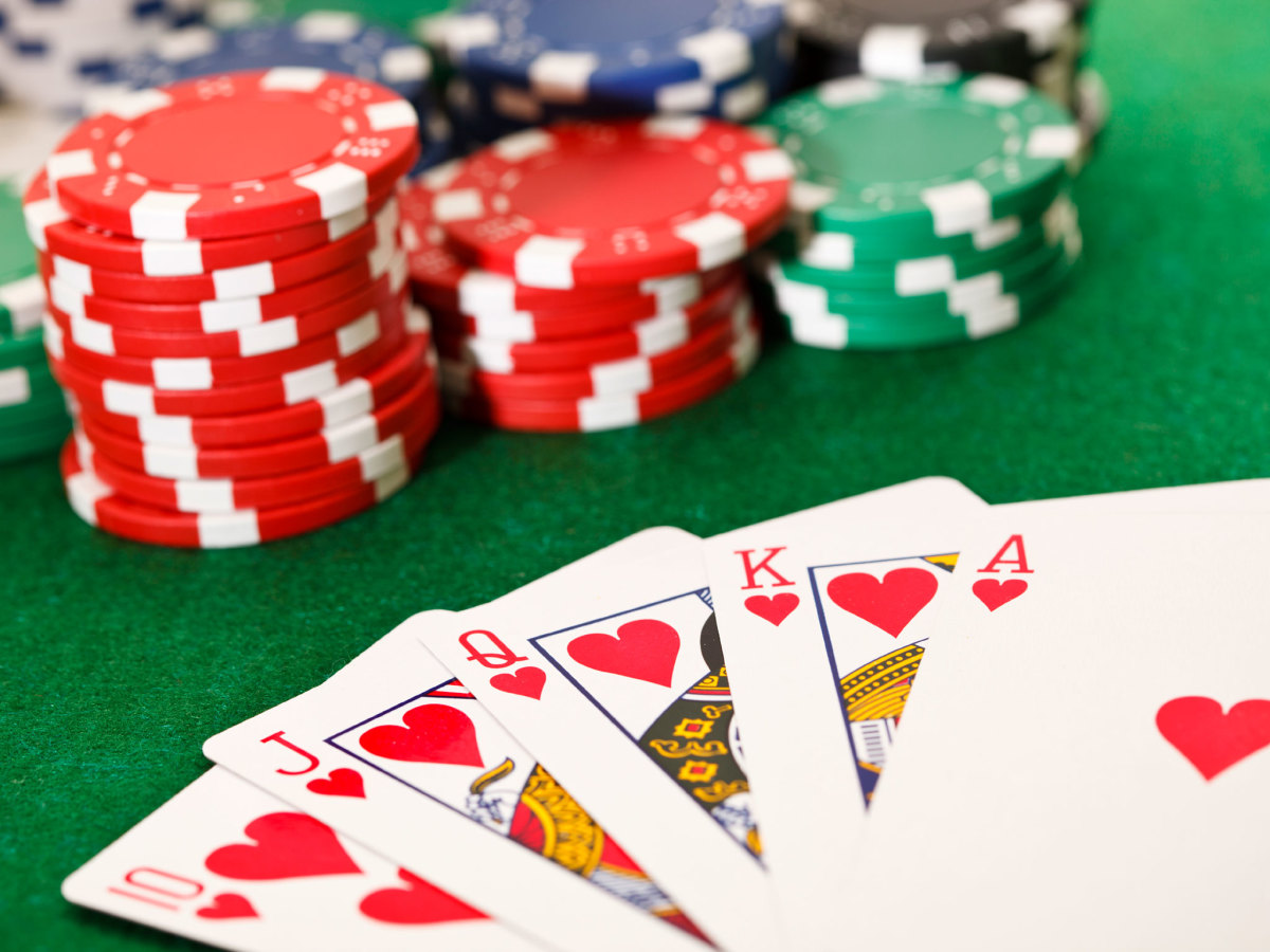 Where did poker originate? - HISTORY