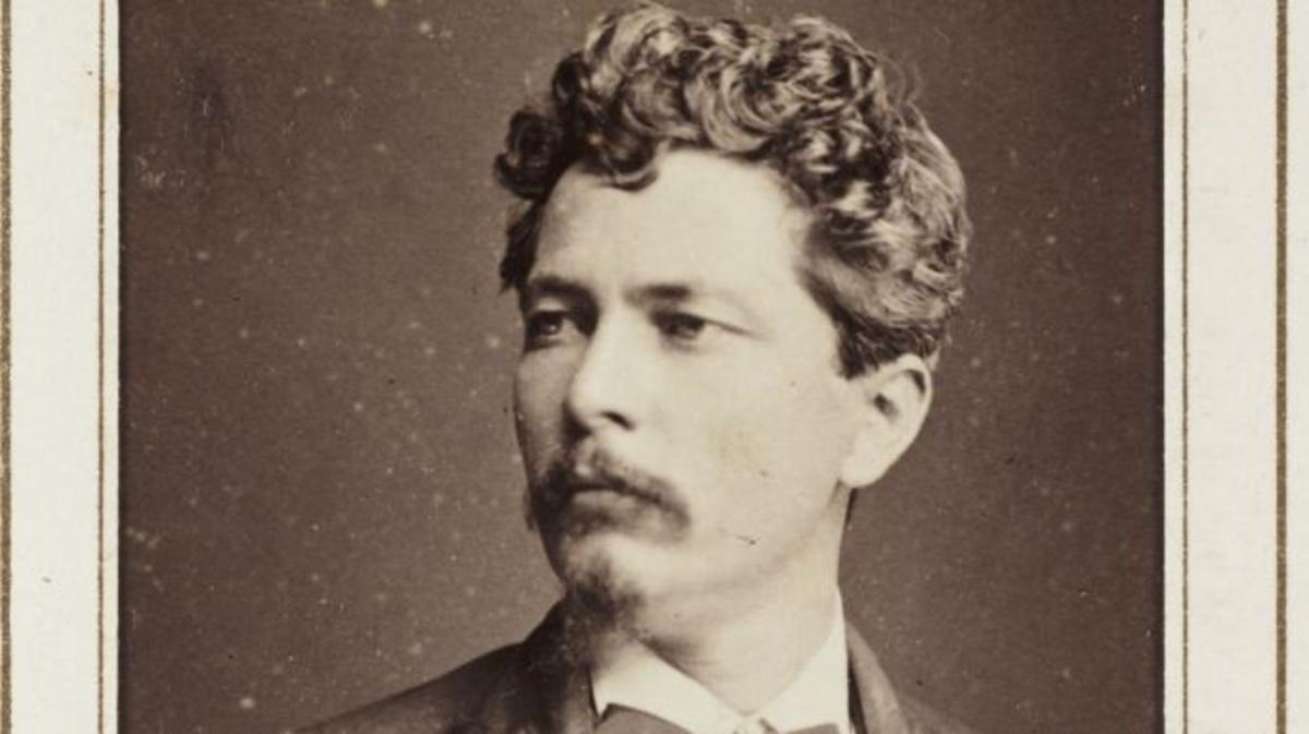 Henry Morton Stanley shortly before his expedition to Africa. (Credit: SSPL/Getty Images)