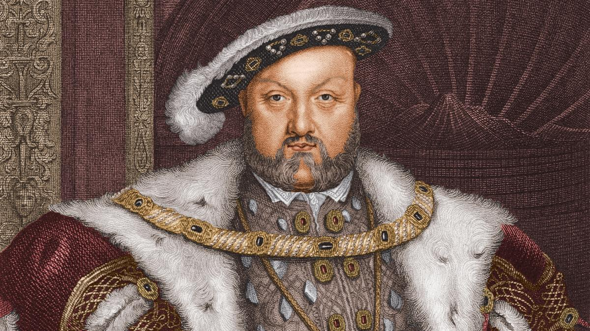 Henry VIII of England, reigned 1509-47. (Credit: Stock Montage/Getty Images)