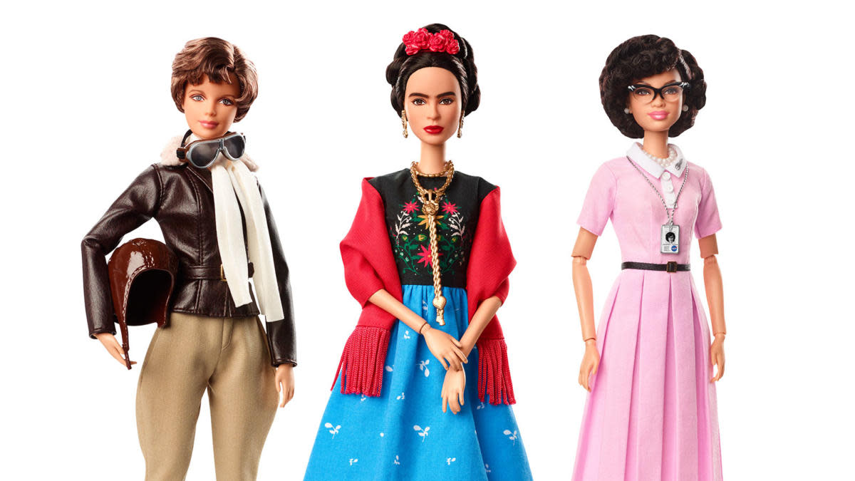 Barbie Through The Ages History