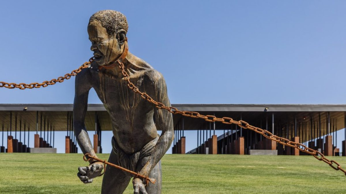 Lynching Memorial Sculpture