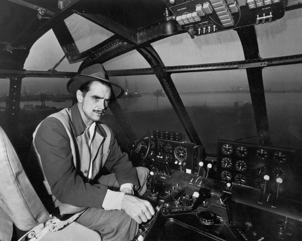 what disorder did howard hughes have