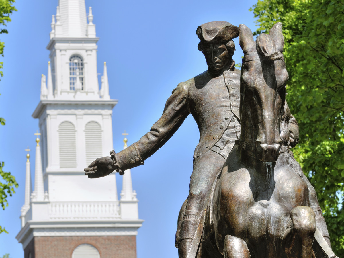 the court martial of paul revere history