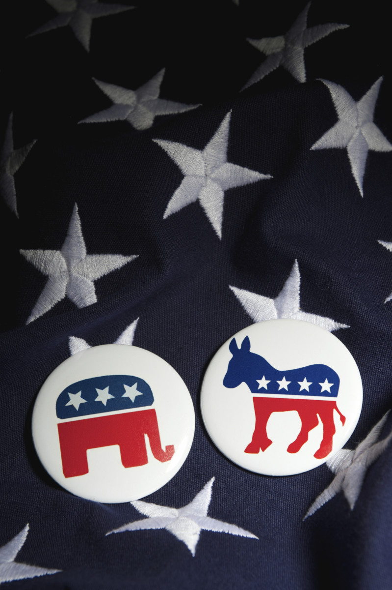 Election 101how Did The Republican And Democratic Parties Get Their