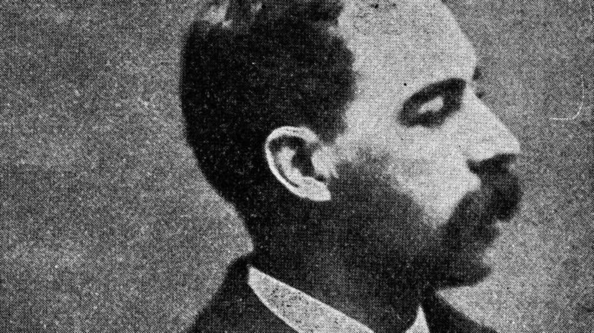 Herman Webster Mudgett aka H.H. Holmes (Credit: Chicago History Museum/Getty Images)
