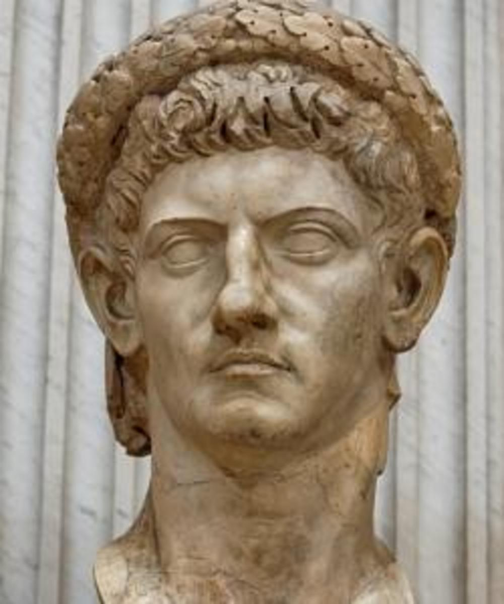 Bust of Claudius