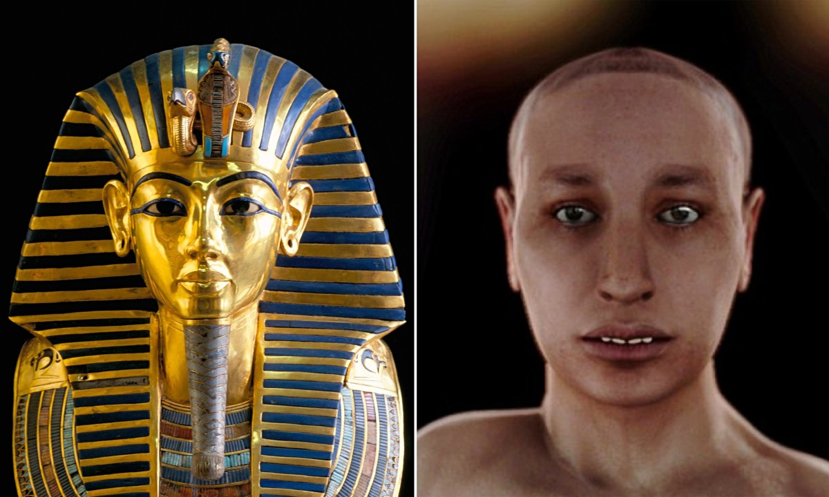 "The Curse Of King Tuts Tomb Torrent: ""Virtual Autopsy"" Of King Tut Paints Unflattering Picture"