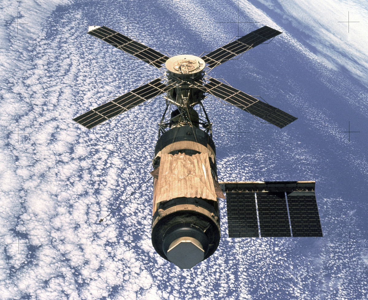 The Day Skylab Crashed to Earth: Facts About the First U.S. Space Station's  Re-Entry - HISTORY