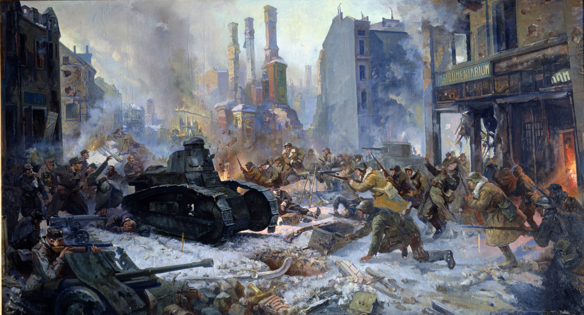8 Things You Should Know About WWII's Eastern Front - HISTORY
