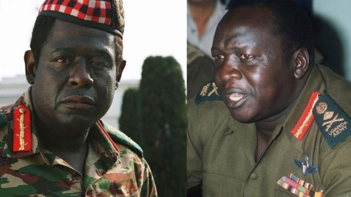forest whitaker, idi amin