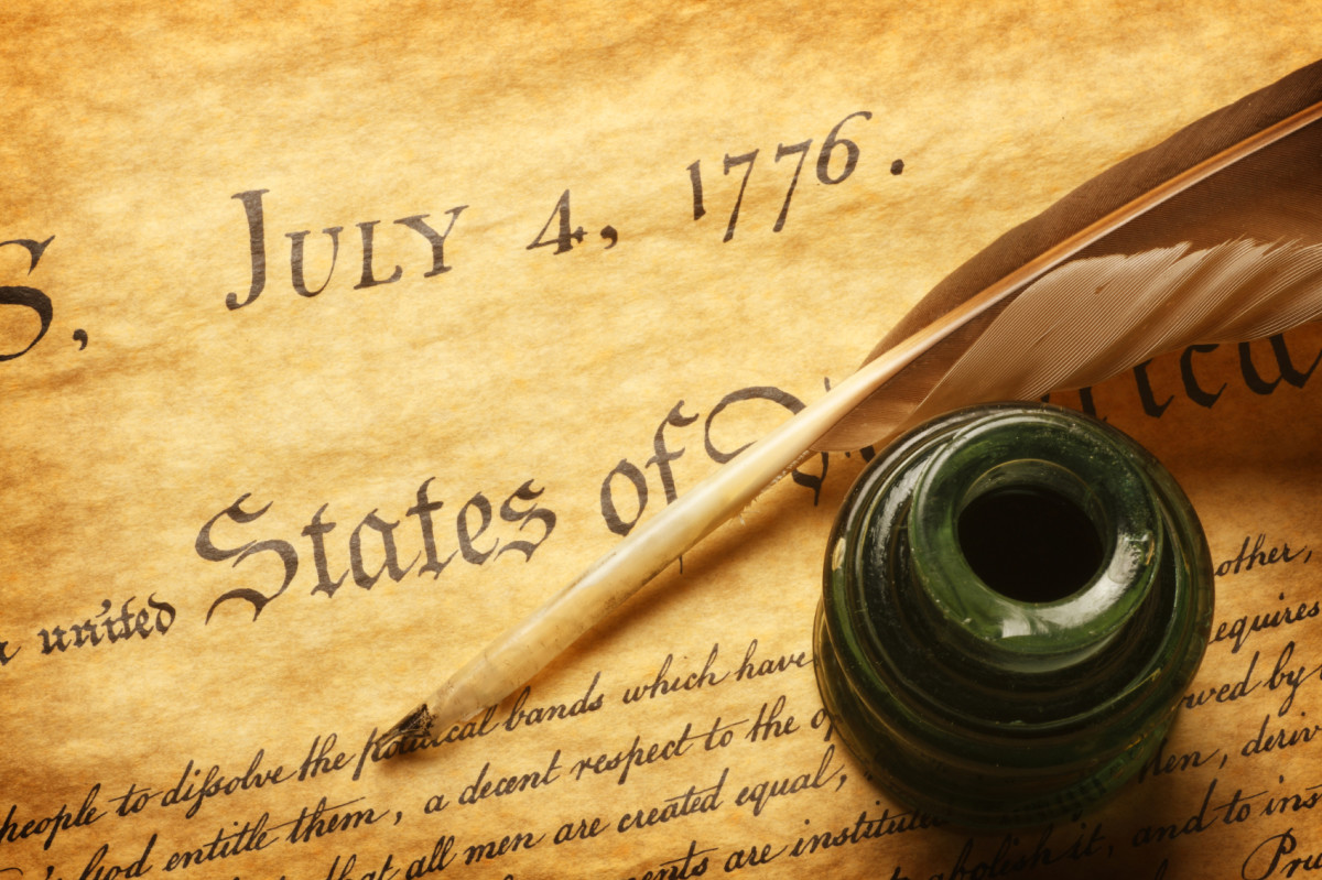 why was the signing of the declaration of independence important