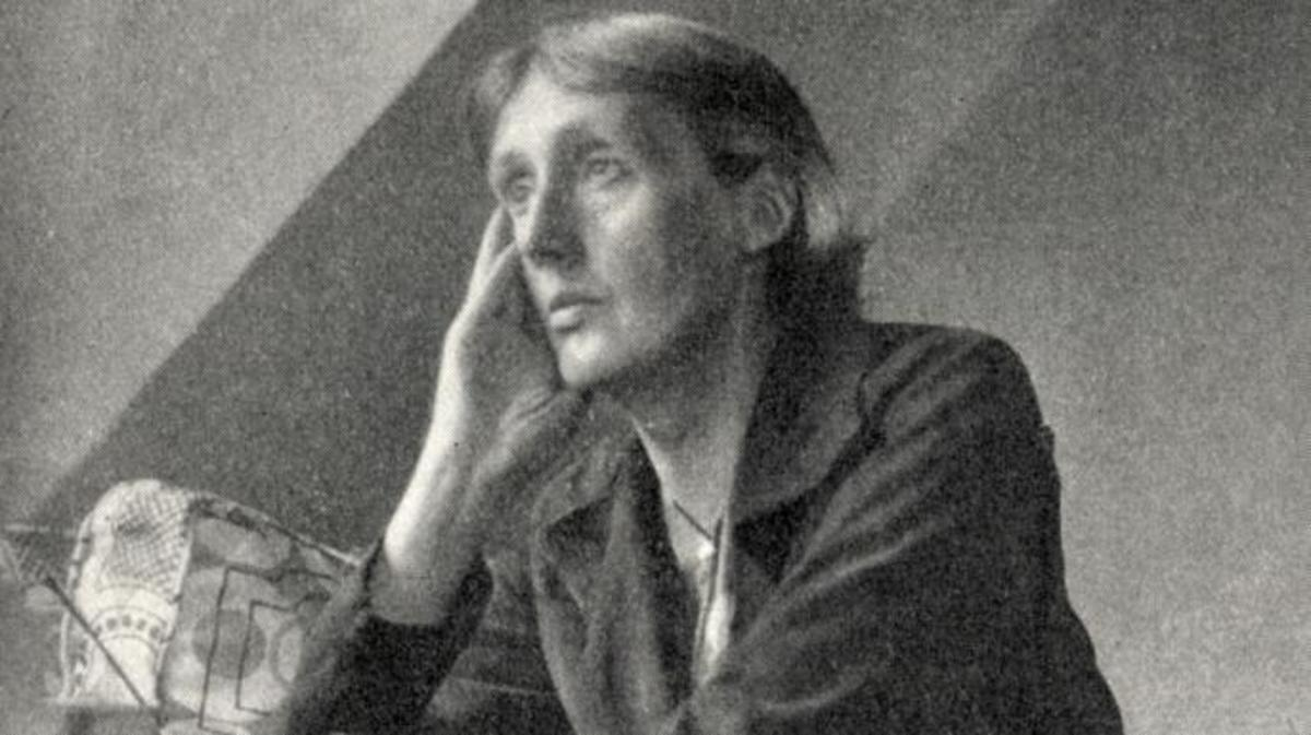 Virginia Woolf. (Credit: Culture Club/Getty Images)