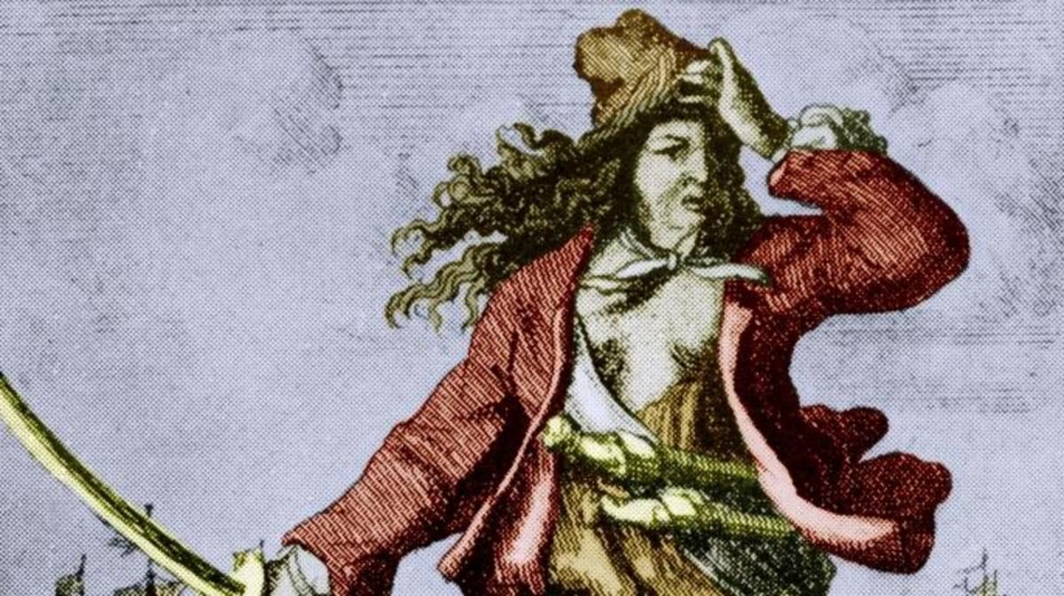 mary read, pirates