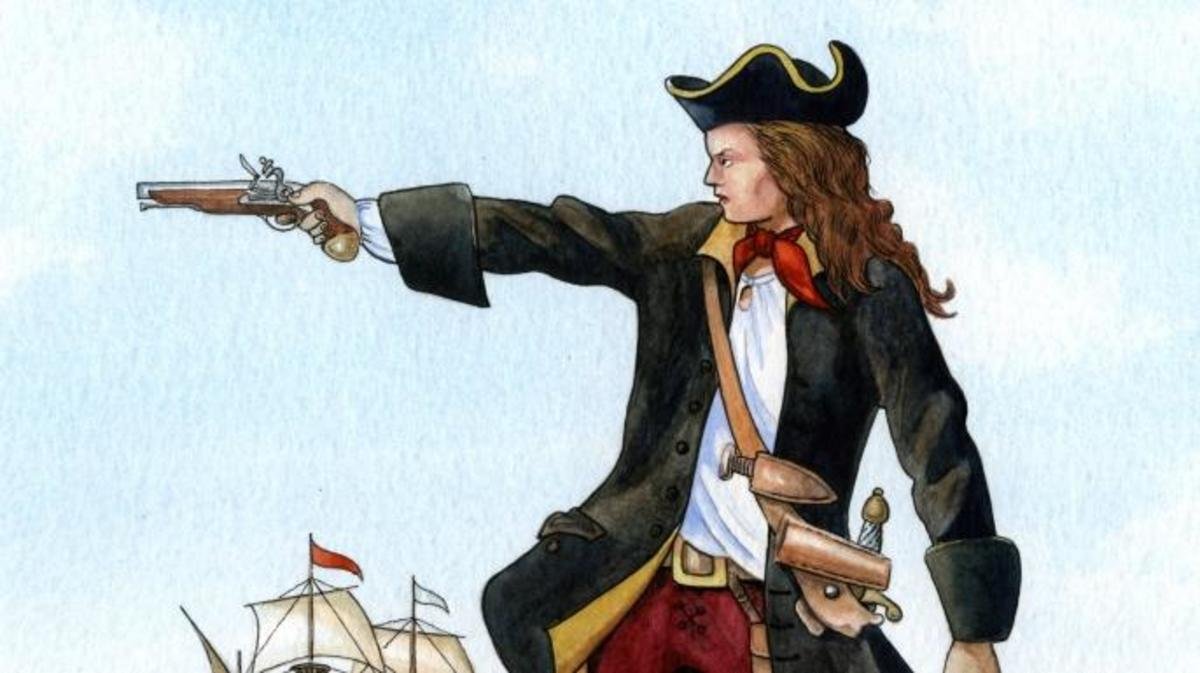 anne bonny, pirates