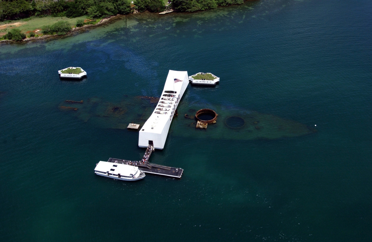 5 Facts About Pearl Harbor and USS Arizona - HISTORY