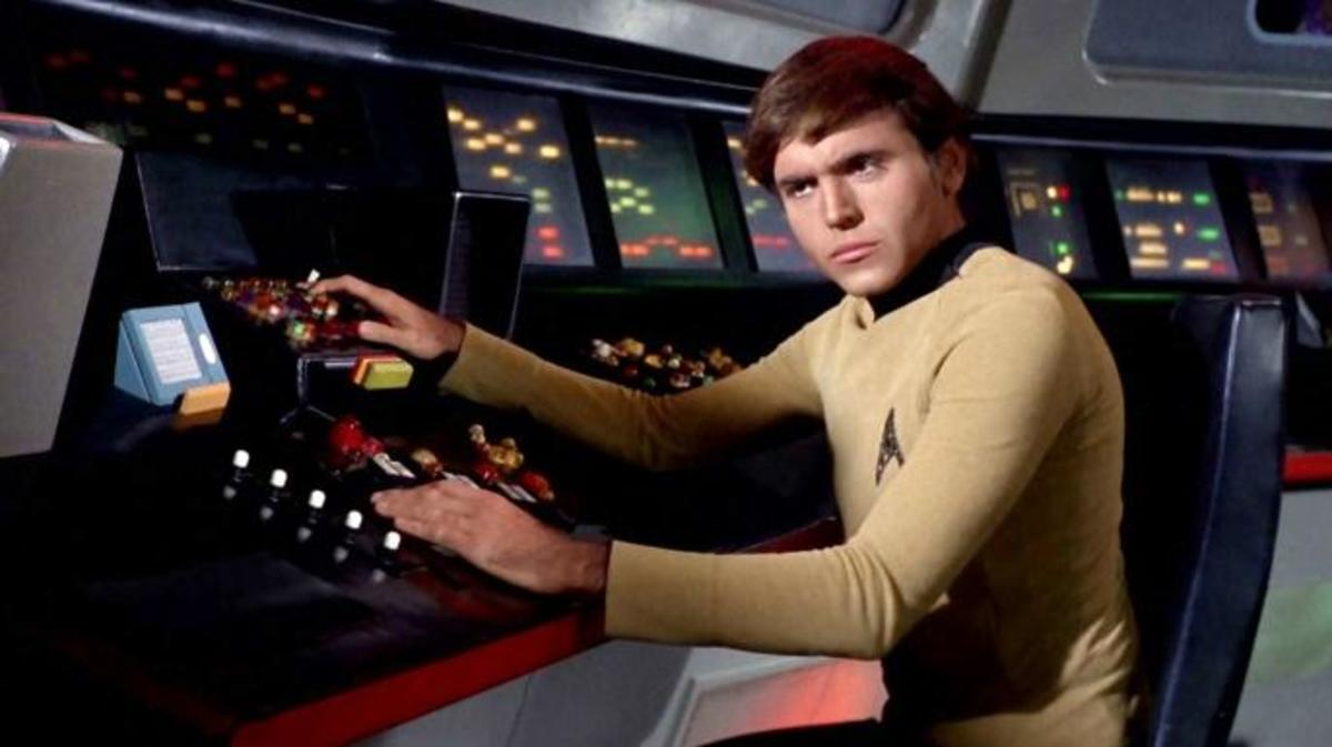 Walter Koenig as Pavel Chekov.