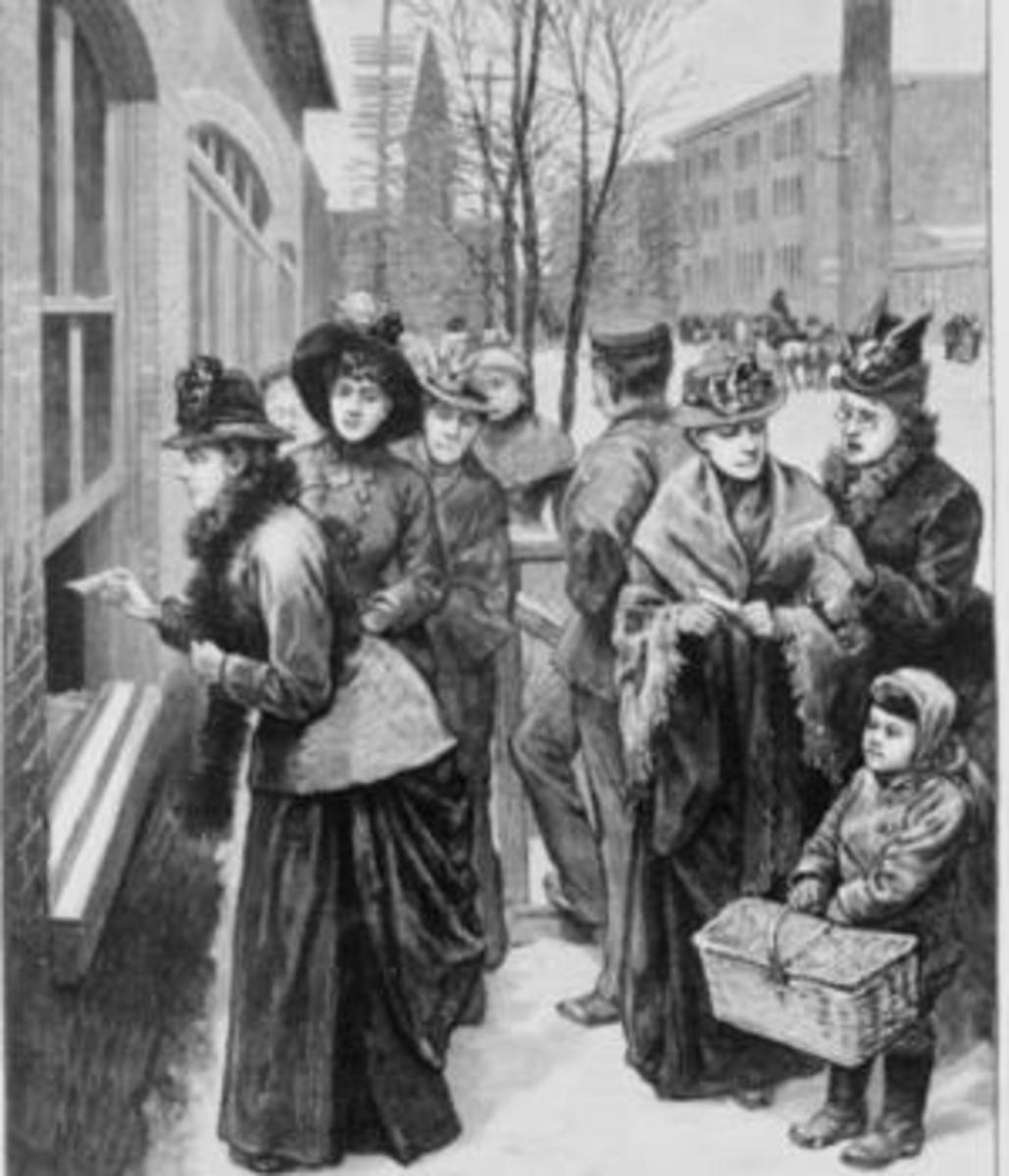 19th amendment, women's suffrage