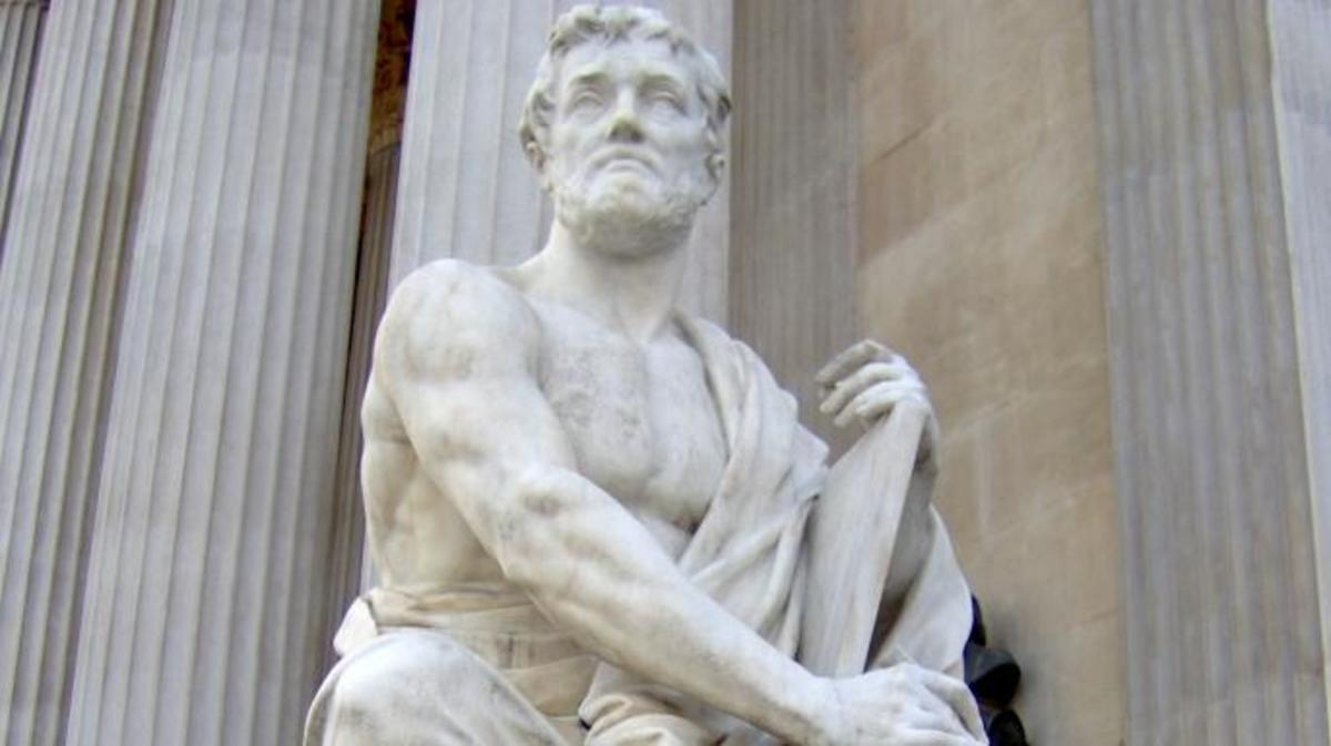 Tacitus, senator and a historian of the Roman Empire. (Credit: Public Domain)