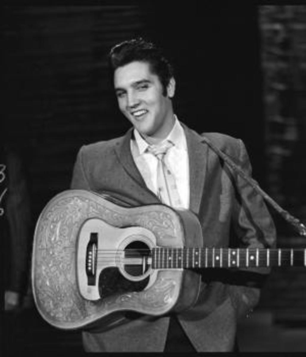 elvis on ed sullivan
