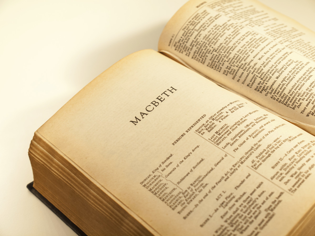 """Why do actors avoid the word """"Macbeth""""? - HISTORY"""