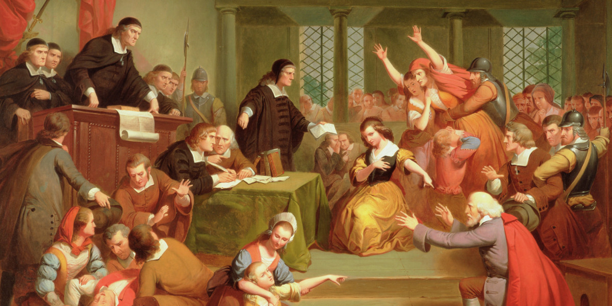 7 Bizarre Witch Trial Tests - HISTORY