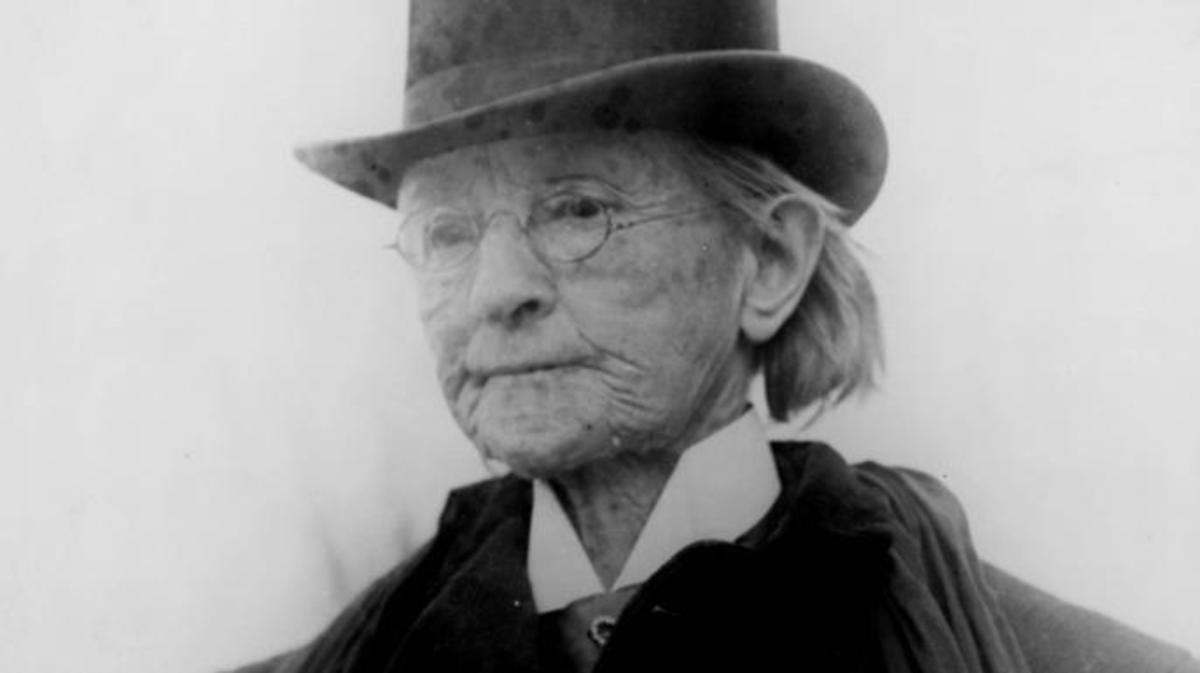 Mary Edwards Walker (