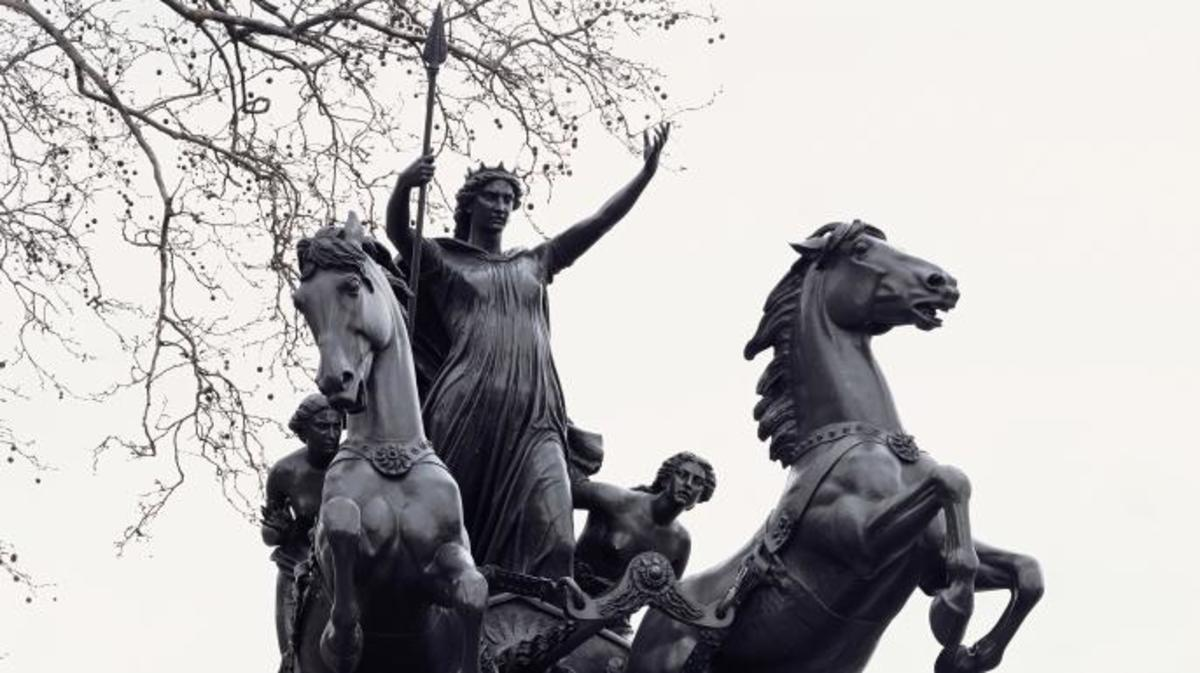 Statue of Boudicca. (Credit: View Pictures/UIG/Getty Images)