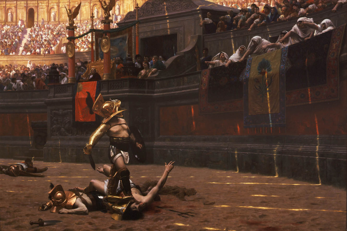 10 Things You May Not Know About Roman Gladiators - HISTORY