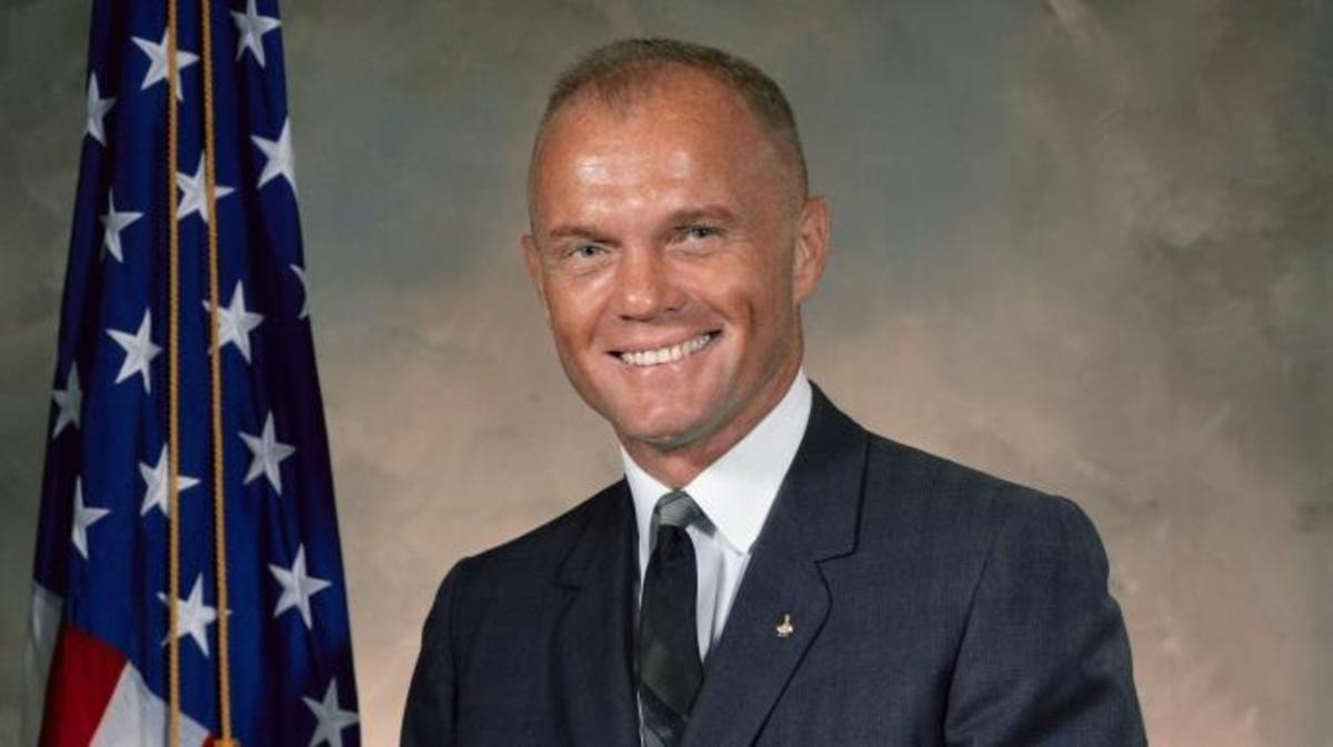 John Glenn (Credit: NASA)