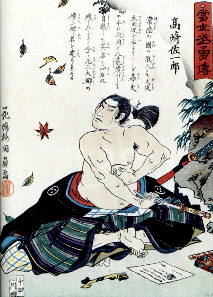 What is Seppuku? - HISTORY