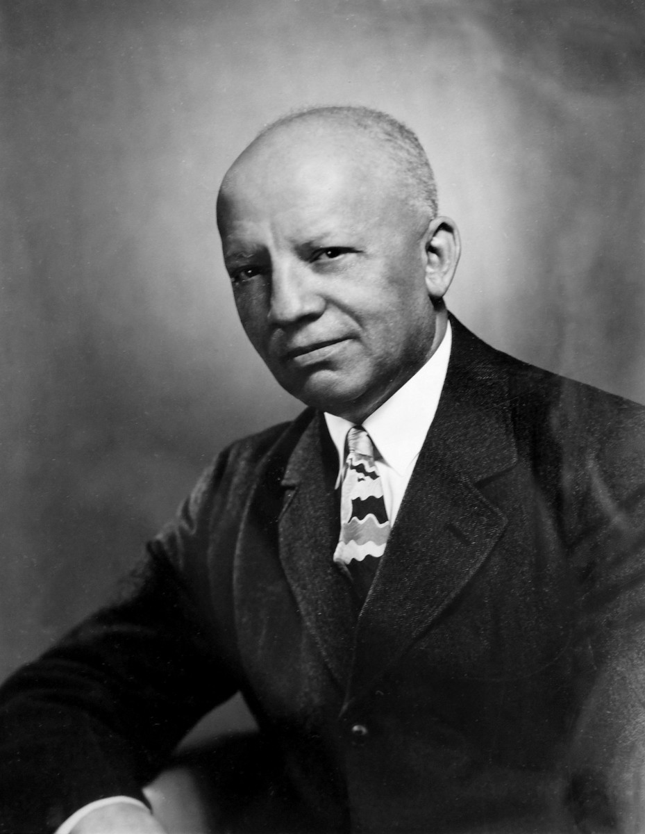 Black History In America On Pinterest: The Man Behind Black History Month